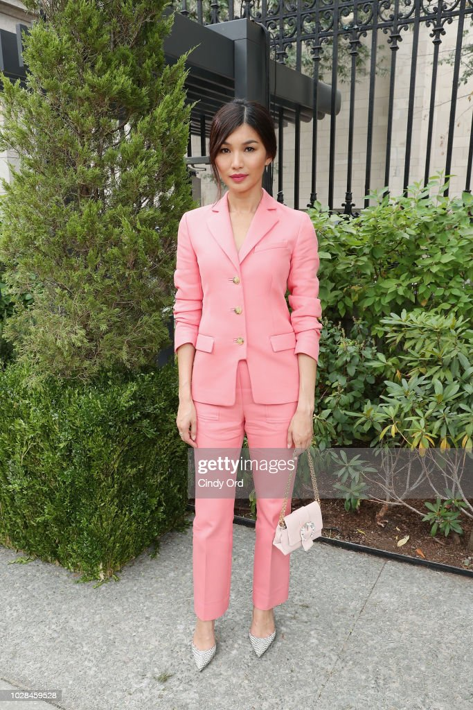 Tory Burch Spring Summer 2019 Fashion Show - Front Row : News Photo