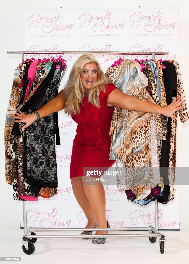 Gemma Collins Launches Her New Plus Size Autumn/Winter Collection