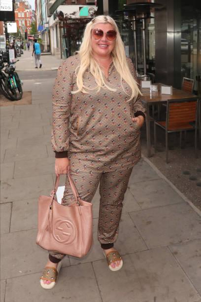 GBR: London Celebrity Sightings - July 4, 2020