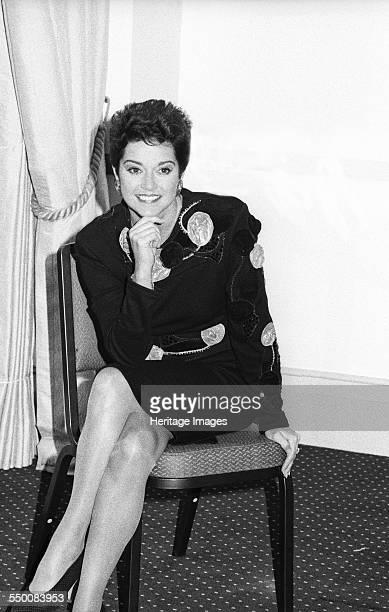 Gemma Craven Irish Actress BAFTA Picadilly London 1990