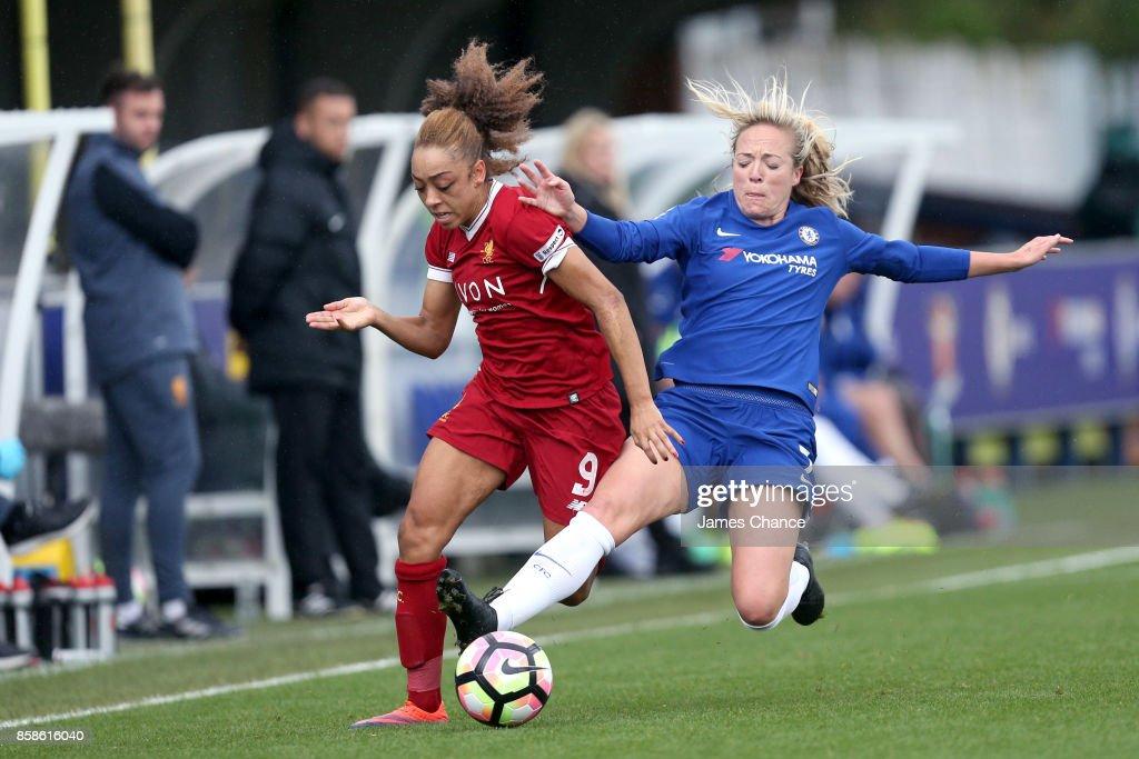 Chelsea Ladies v Liverpool Ladies - WSL : News Photo