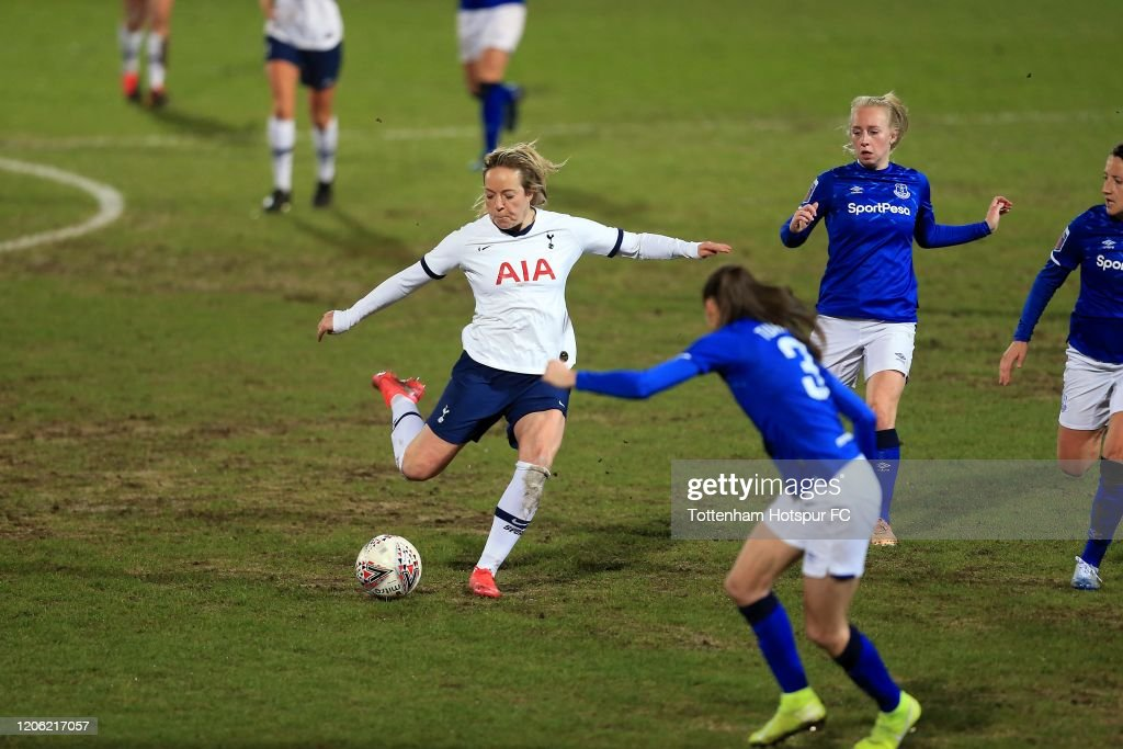 Tottenham Hotspur v Everton - Barclays FA Women's Super League : News Photo