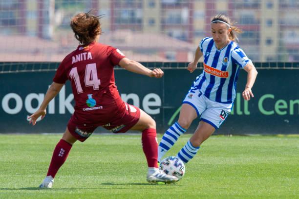 ESP: Real Sociedad v EDF Logroño - Primera Femenina