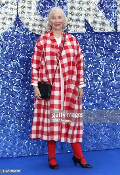 Gemma Jones attends the UK Premiere of Rocketman at the Odeon Luxe Leicester Square