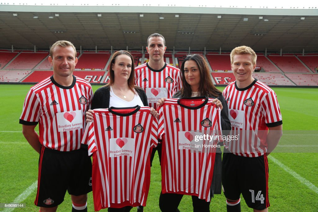 Sunderland Unveil 'Bradley Lowery' Kit to be Worn in Carabao Cup Match Against Everton