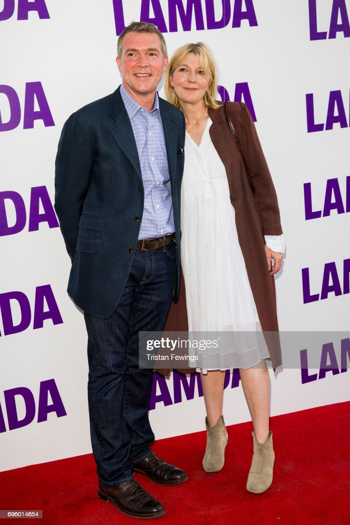 LAMDA Royal Gala 2017 : News Photo