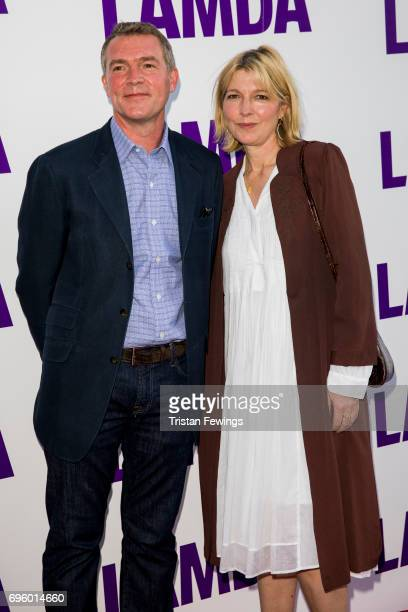 Gemma Redgrave attends the LAMDA Royal Gala at LAMDA on June 14 2017 in London England