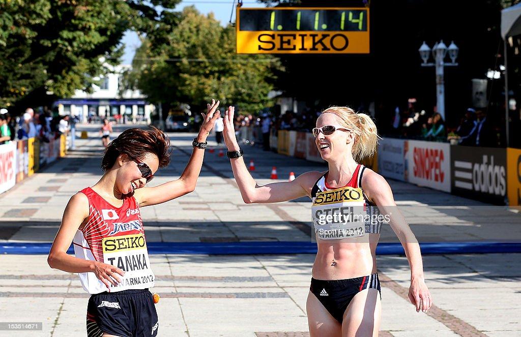 20th IAAF World Half Marathon Championships : News Photo