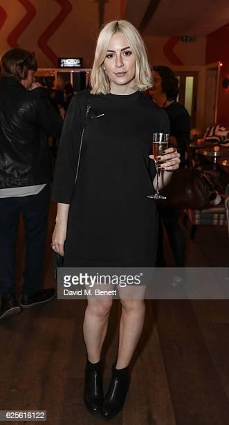 Gemma Styles at E's Mariah's World launch at Ham Yard Hotel on November 24 2016 in London England