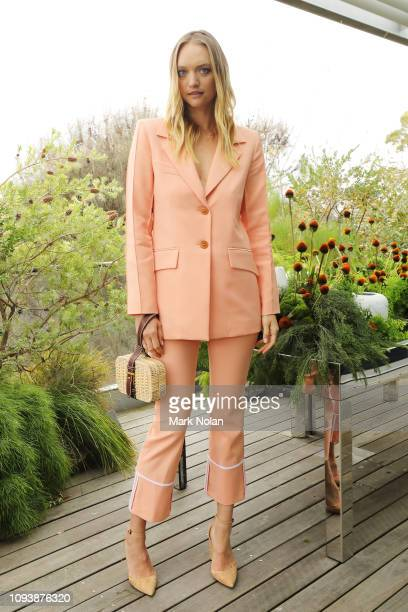 Gemma Ward attends The Art of Entertaining event ahead of the David Jones AW19 Season Launch 'The Art of Living' at The Museum of Old and New Art on...