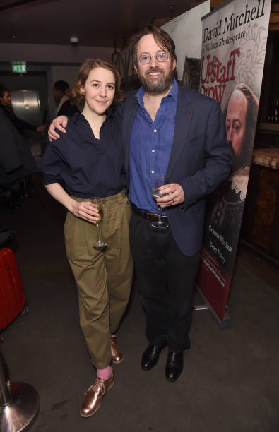 """GBR: """"The Upstart Crow"""" - Press Night - After Party"""