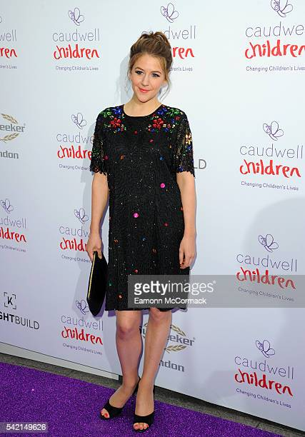 Gemma Whelan arrives for the 2016 Butterfly Ball at The Grosvenor House Hotel on June 22 2016 in London England