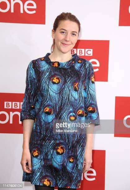 Gemma Whelan attends the BBC One's Gentleman Jack Photocallat Ham Yard Hotel on May 07 2019 in London England