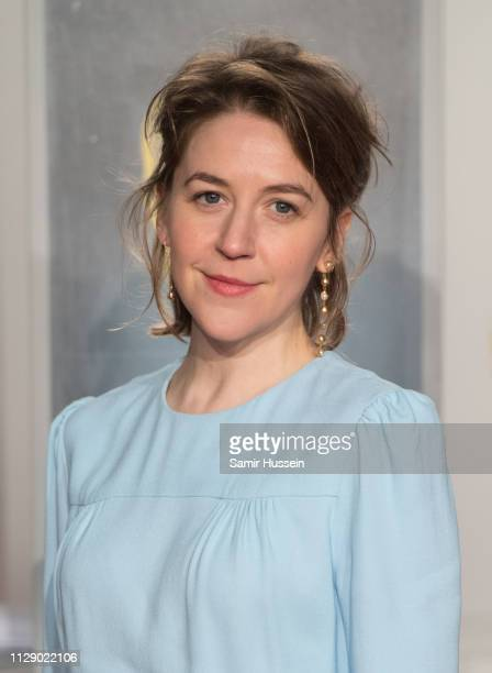 Gemma Whelan attends the EE British Academy Film Awards at Royal Albert Hall on February 10 2019 in London England