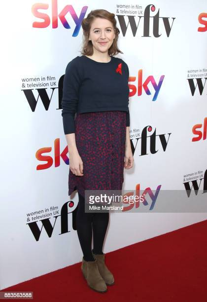 Gemma Whelan attends the 'Sky Women In Film and TV Awards' held at London Hilton on December 1 2017 in London England