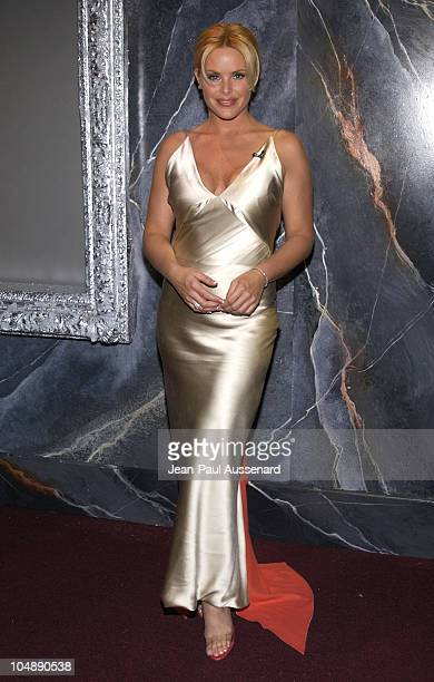 Gena Lee Nolin during The 17th Annual Genesis Awards Pressroom at The Beverly Hilton in Beverly Hills California United States