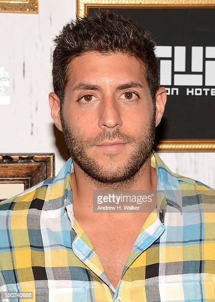 GenArt Marc Lotenberg attends the 17th Annual GenArt Film Festival Premiere of The Silent Thief at School of Visual Arts Theater on August 12 2012 in...