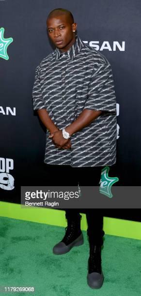 T Genasis attends the BET Hip Hop Awards 2019 at Cobb Energy Center on October 05 2019 in Atlanta Georgia