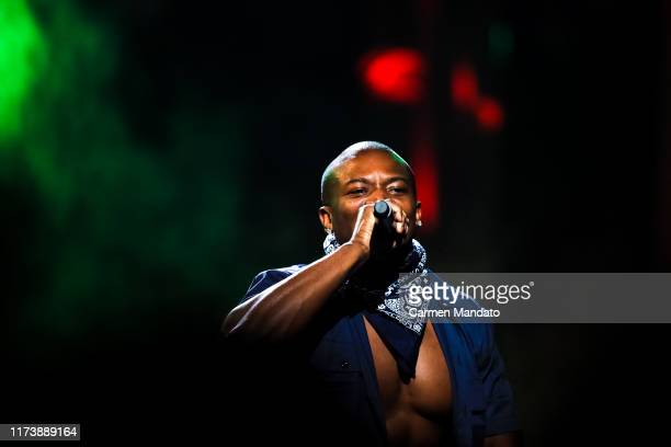 Genasis performs onstage at the BET Hip Hop Awards 2019 at Cobb Energy Center on October 5 2019 in Atlanta Georgia