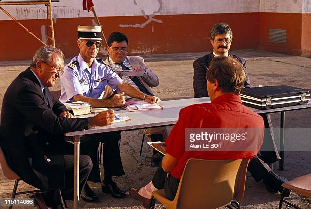Gendarmerie checks in LoireAtlantique France on August 17 1989 Driving license suspension committee chaired by subprefect Dartout