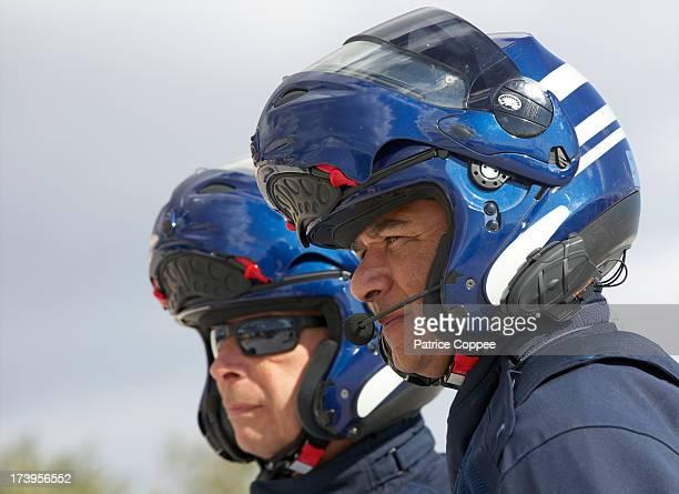 Gendarmes police