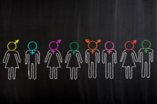 Gender blend 912426016
