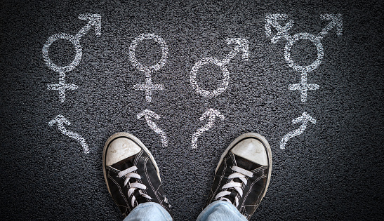 Gender Dysphoria, Confusion or Choice 932066900