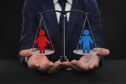 Gender Equality 1039641990