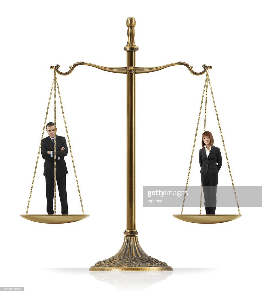 Gender Equality : Stock Photo