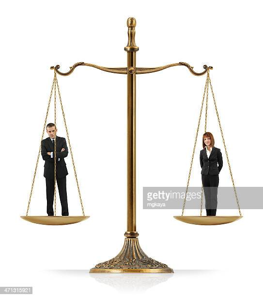 gender equality - inequality stock photos and pictures