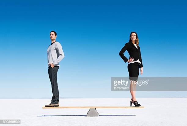 la igualdad de sexos - igualdad fotografías e imágenes de stock
