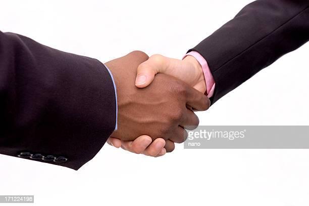 gender handshake