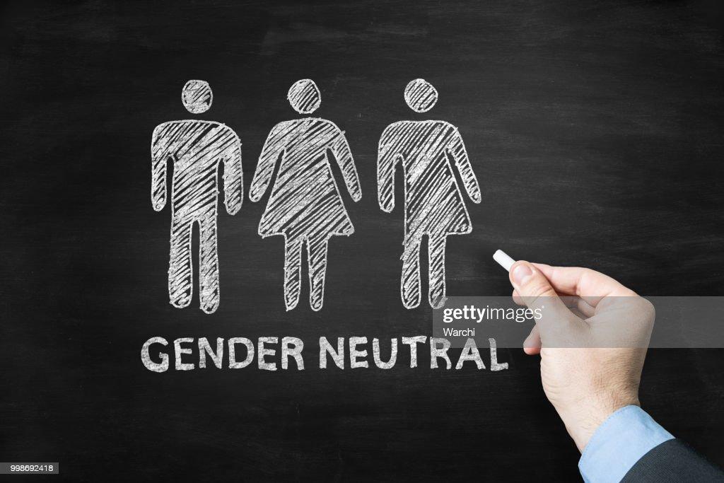 Gender neutral : Stock Photo