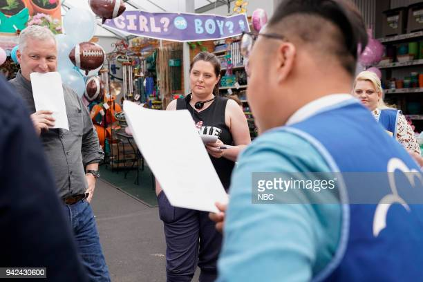 SUPERSTORE Gender Reveal Episode 320 Pictured Lauren Ash