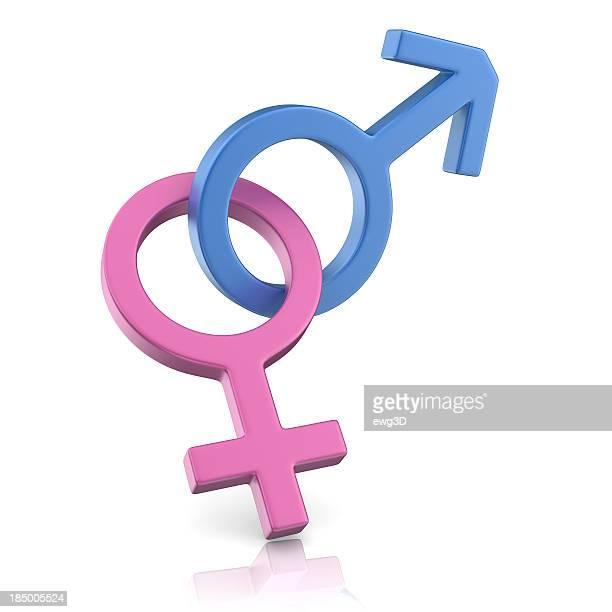 性別のマーク