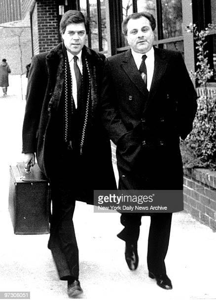 Gene Gotti and Tony Rampino