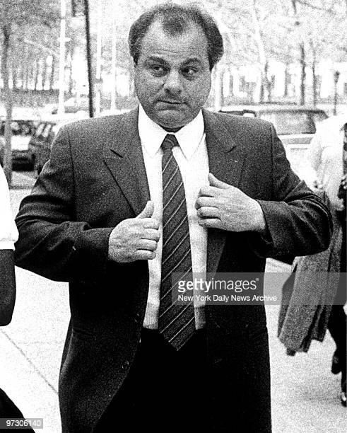 Gene Gotti trial at Brooklyn Federal Court