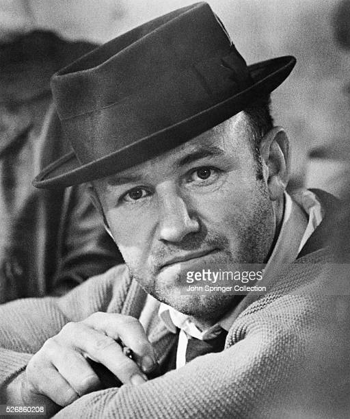 Gene Hackman plays the role of Detective Jimmy 'Popeye' Doyle in the 1971 action film The French Connection