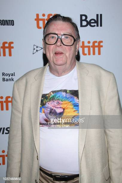 Gene Jones attends the 'The Standoff At Sparrow Creek' premiere during 2018 Toronto International Film Festival at Ryerson Theatre on September 12...