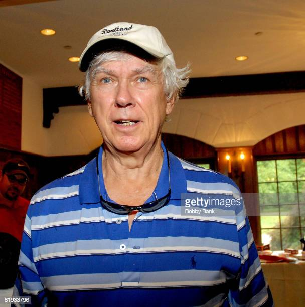 Gene Michaels attends the 10th annual Teach Our Children Foundation Golf Outing at the Mountain Ridge Country Club on July 14 2008 in West Caldwell...