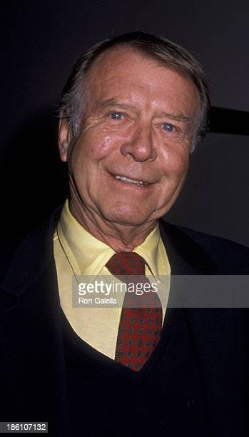 Gene Nelson attends Seals and Croft Reunion Concert on February 16 1989 at the Baha Center in Los Angeles California