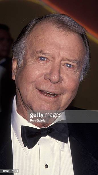 Gene Nelson attends the taping of 50th Anniversary of Golden Globes on November 20 1993 at NBC Studios in Burbank California