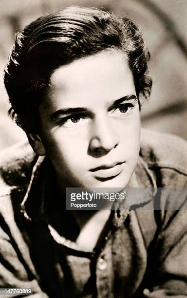 Gene Reynolds American actor television writer and director circa 1940