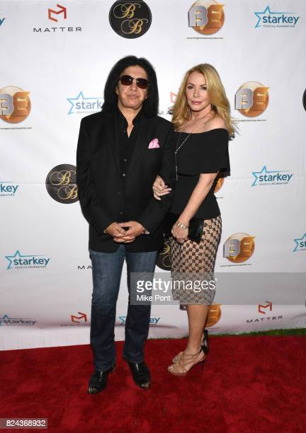 Gene Simmons and Shannon TweedSimmons attend 'The Children Matter' an exclusive charity event benefiting MATTER The Starkey Hearing Foundation...