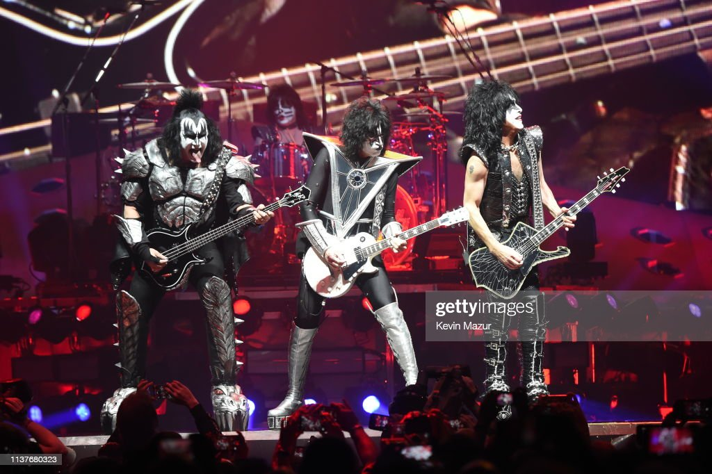 NY: KISS End Of The Road World Tour
