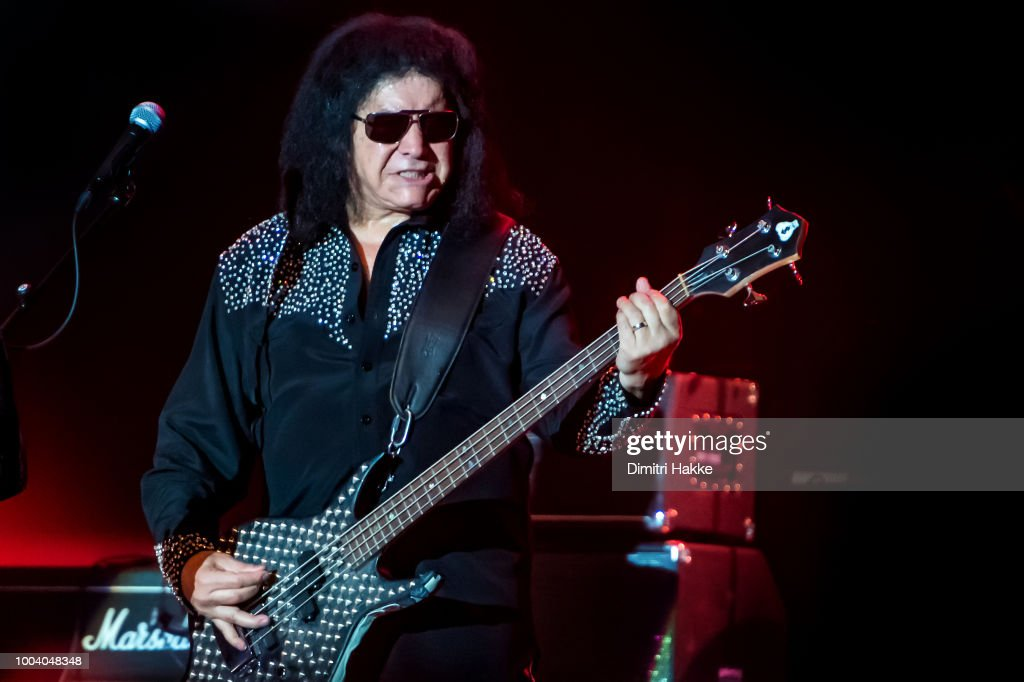 Gene Simmons at 013 in Tilburg