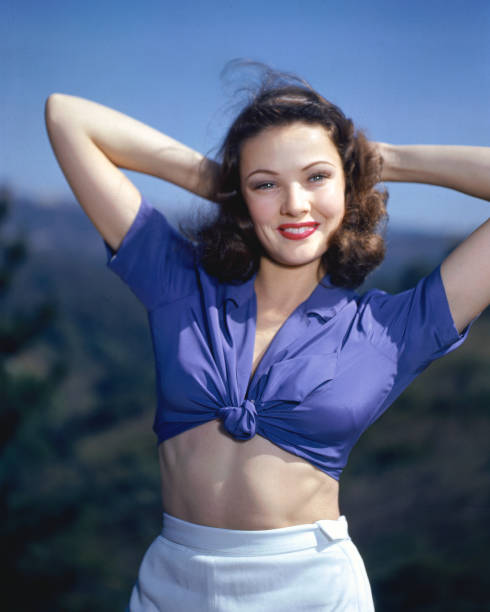 gene-tierney-us-actress-wearing-a-blue-s