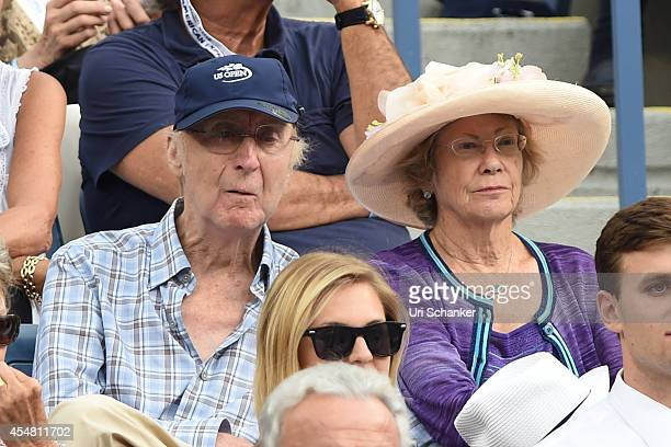 Gene Wilder attends day 13 of the 2014 US Open at USTA Billie Jean King National Tennis Center on September 6 2014 in New York City
