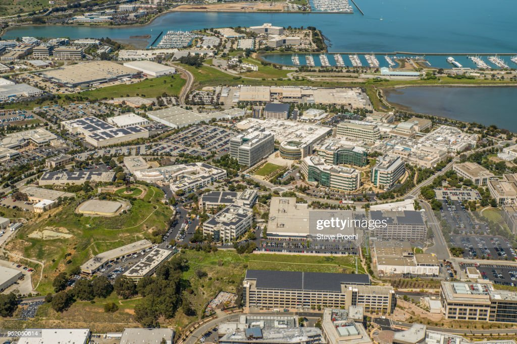 Genentech Headquarters Stock Photo - Getty Images