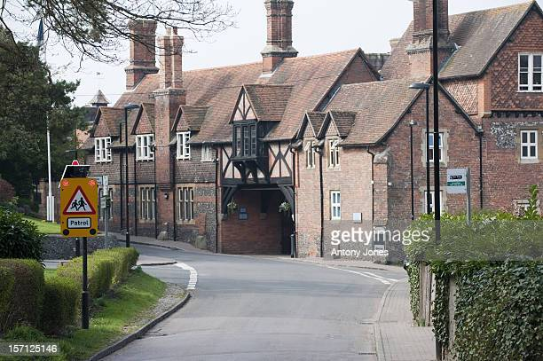 Gener View Bradfield College Where Kate Middleton Swims And Plays Sport In Berkshire United Kingdom